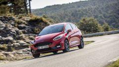 La Ford Fiesta ST ha una valida dinamica di guida