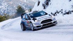 La Ford Fiesta WRC di Tanak - WRC 2016