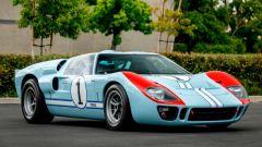 La Ford GT 40 di Le Mans '66