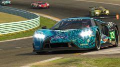 La Ford GT Le Mans del team Fordzilla
