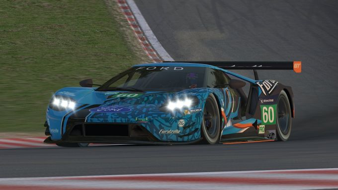 La Ford GT sarà usata per le finali della Fordzilla Cup al Gamescom di Colonia