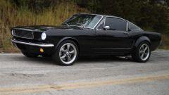 La Ford Mustang Fastback 1965 di Patrick Dempsey