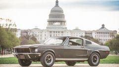 La Ford Mustang GT di Bullitt, un mito su quattro ruote