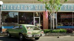 La Ford Pinto del 1976 guidata da Joyce Byers