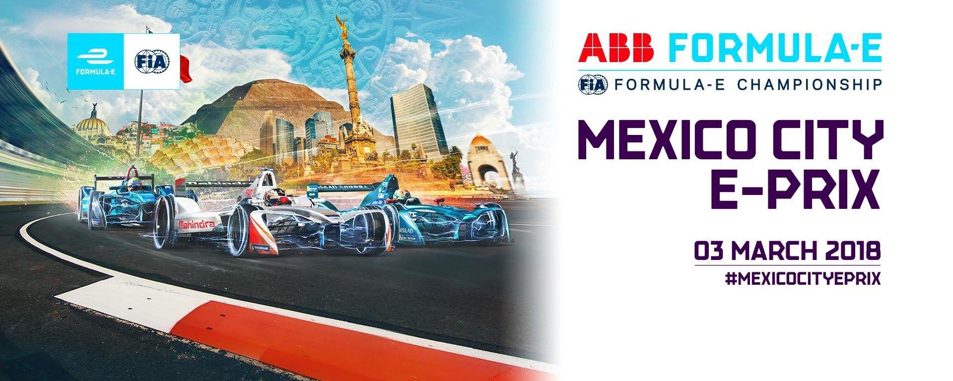 La Formula E in Messico: ecco la 4° tappa del Mondiale
