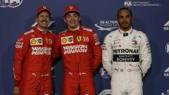 F1 Gp Bahrain 2019 – Qualifiche: Leclerc, che pole! La Ferrari sogna