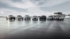 La gamma elettrica di Mercedes-Benz