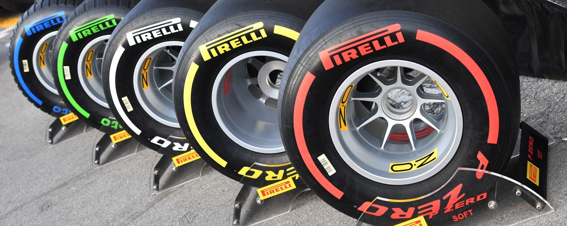 La gamma Pirelli P Zero 2019