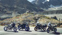La gamma touring Yamaha 2020