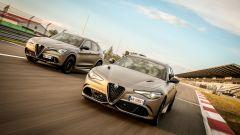 Alfa Romeo Giulia e Stelvio Quadrifoglio Nring: ecco la serie limitata