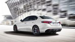 La Giulia Sport Edition prevede motori Diesel o benzina abbinati al solo cambio automatico a 8 rapporti