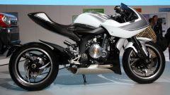 La grossa novità della nuova Katana sarà il motore turbo derivato dalla concept Recursion