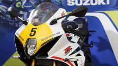 La GSX-R 1000R di Marco Lucchinelli