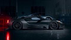 La GT 2020 in fibra di carbonio