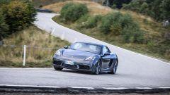 La guida della Porsche 718 Cayman T sarà più affilata di quella della Cayman attuale