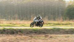 La Honda CB500X 2021 in azione