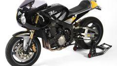 Honda CBR600RR: la trasformazione in cafè racer