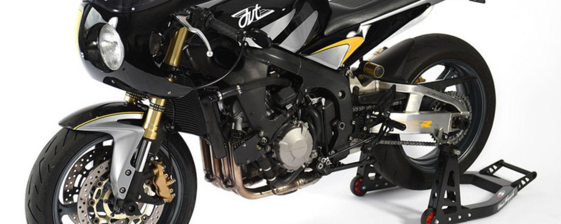 La Honda CBR600RR diventa Cafè Racer