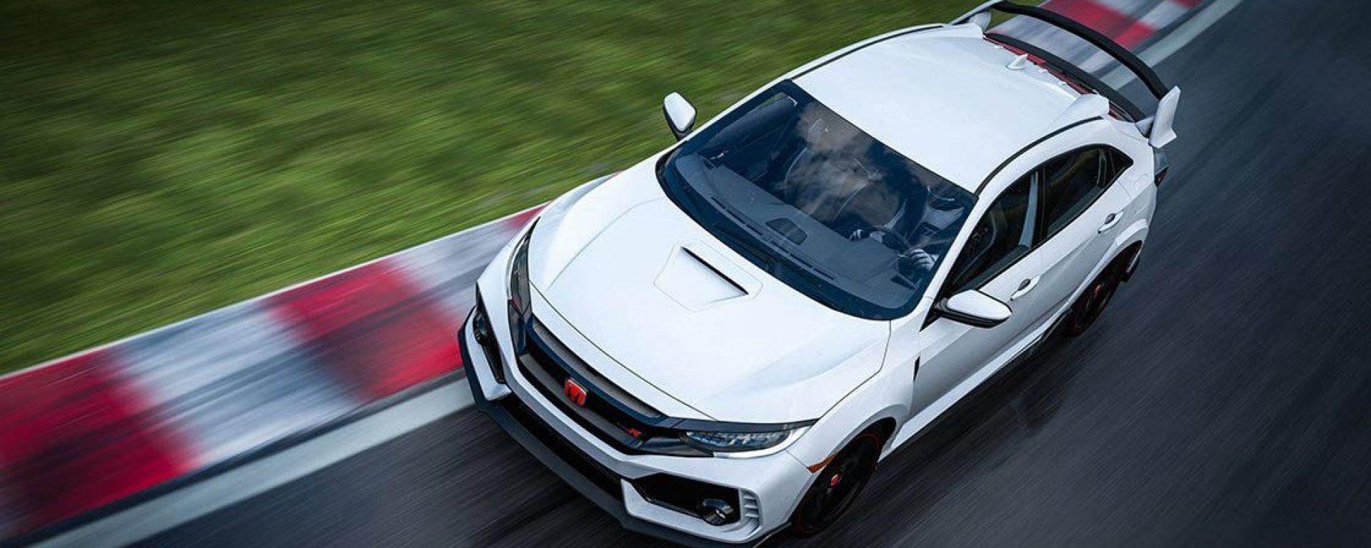 La Honda Civic Type R sbarca su Forza Motorsport 7