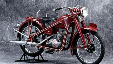 La Honda D-Type prodotta nel 1949