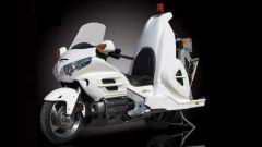 La Honda Gold Wing Retriever: carroattrezzi speciale