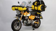 La Honda Monkey 125 che farà il giro del mondo con André Sousa
