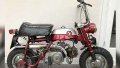 La Honda Monkey di John Lennon andrà all'asta  - Immagine: 4