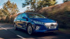 La Hyundai Ioniq elettrica