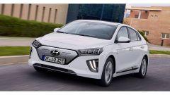 La Hyundai Ioniq EV