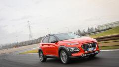 La Hyundai kona sena il debutto del costruttore coreano nel segmento dei B-SUV