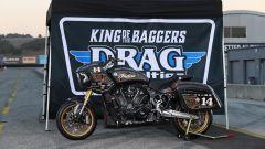 La Indian Challenger di Tyler O'Hara, vincitore a Laguna Seca della prima gara di