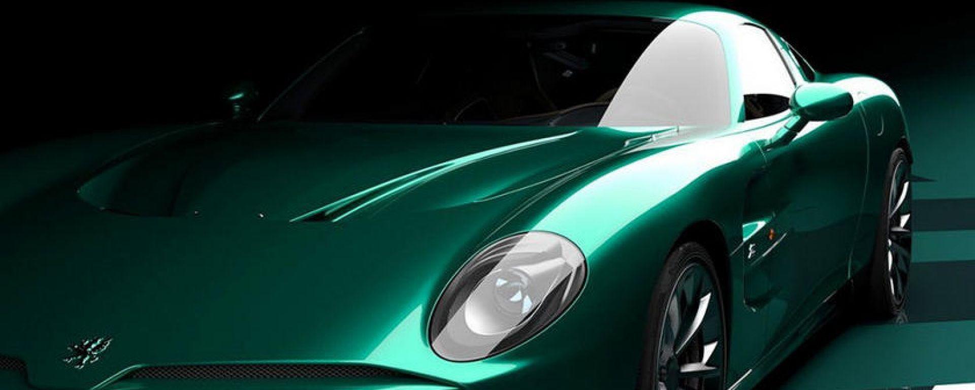 La Iso Rivolta GTZ Zagato: ispirata alla Iso Rivolta A3/C del 1963