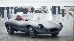 La Jaguar D-Type - saranno prodotti solo 25 esemplari