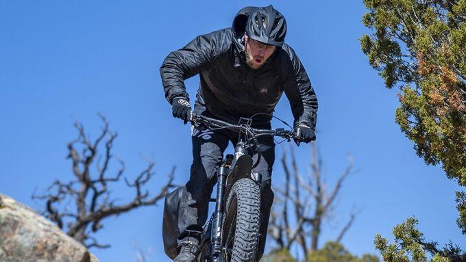 La Jeep e-bike non è al momento omologabile in Europa