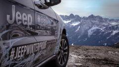 La Jeep Grand Cherokee Summit del Jeep Winterproof Tour 2017