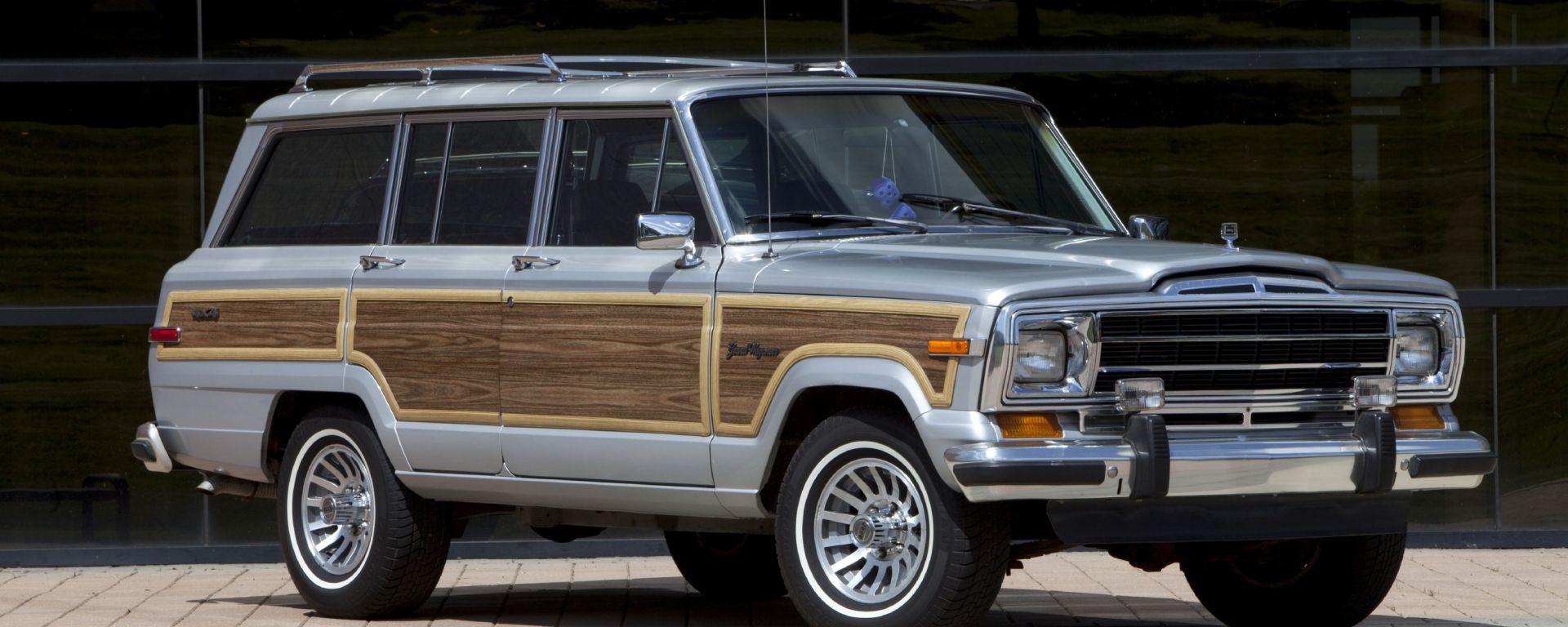 La Jeep Grand Wagoneer avrà un'erede