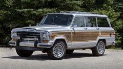 La Jeep Grand Wagoneer avrà un'erede - Immagine: 2