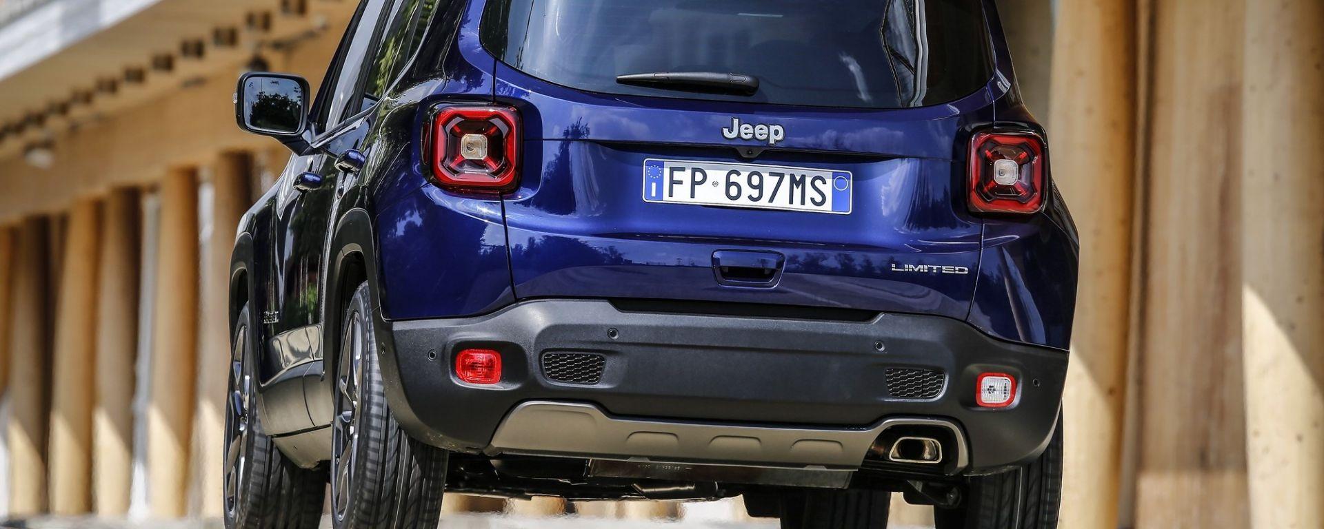 La Jeep Renegade 2019 è ricca di rivali