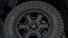 La Jeep Wrangler Mojave dovrebbe utilizzare pneumatici da 33