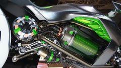 La Kawasaki J Concept sarebbe la prima moto di Akashi a propulsione elettrica