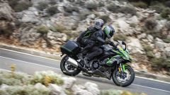 La Kawasaki Ninja 1000SX model year 2021