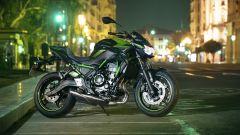 Kawasaki Z650 2022: motore, ciclistica, colori e novità