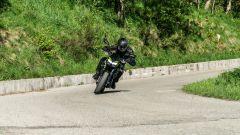 La Kawasaki Z650 vi strapperà un sorriso tra le curve