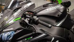 La Kawasaki ZX-10R 2016 winter test