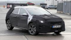 La Kia Ceed SUV è attesa per il Salone di Ginevra 2019