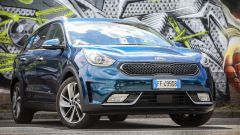 La Kia Niro è la Catcher Car nella Wings For Life italiana