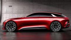 La Kia Proceed Concept vanta linee disegnate dal vento.Sicuramente una delle novità più interessanti di Francoforte