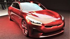 La Kia Proceed Shooting Brake: la concept Proceed Reborn