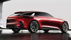 La Kia Proceed Shooting Brake sarà la nuova ammiraglia del marchio