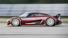 LA Koenigsegg Agera RS ha battuto i record di Bugatti e Hennesey
